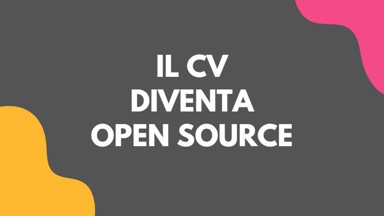 cv open source