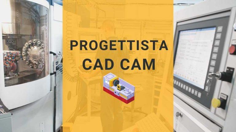 progettista CAD CAM