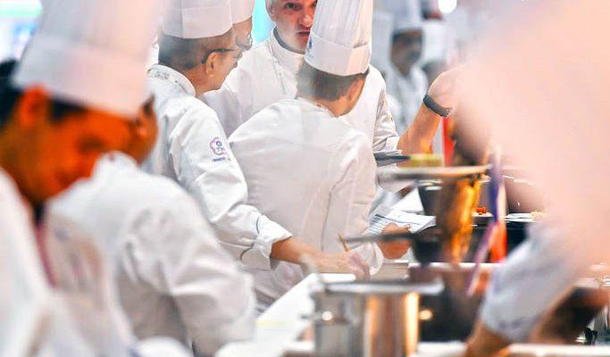 team cooking formazione
