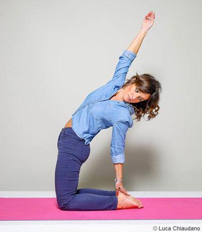 yoga aziendale online